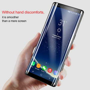 Image 5 - Baseus Screen Protector Voor Samsung Galaxy Note 8 Note8 3D Arc Gehard Glas Voor Galaxy Note 8 Volledige Beschermende Glas film