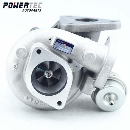 Garrett nouvelle turbine complète 701196-0006/7/8 14411VB301 turbolader pour Nissan patrouille 2.8 TD RD238TI Y61 95KW/129HP 701196-9/10