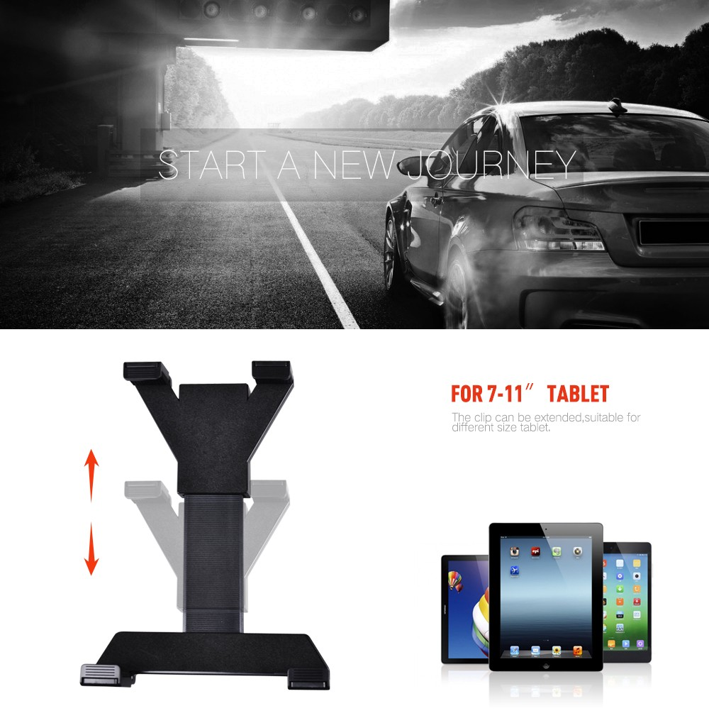 Cobao שטוח המכונית לשקע סטנטים מיזוג אוויר הפה tablet stand המקומי מיוחד עבור Samsung לוח iPad2/3/4