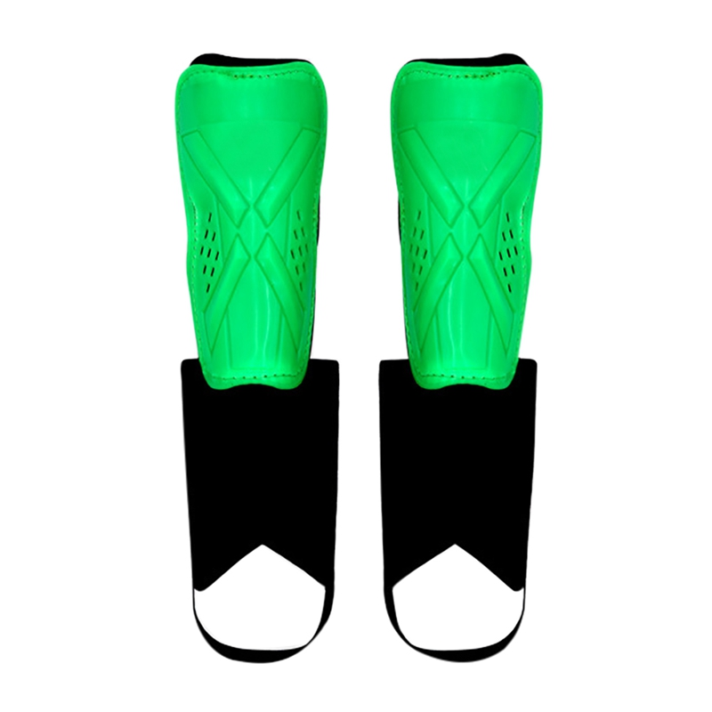 Practical Professional Shin Guard Sweat Absorption Anti-slip Breathable Leg Protective Pad Sleeve Protector