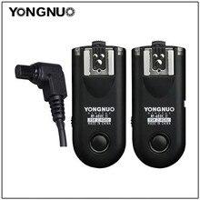 цена на Yongnuo RF-603II Manual Flash Trigger FOR CANON 1000D/450D/400D/350D/300D PENTAX K20D/K200D/K10D/K100D