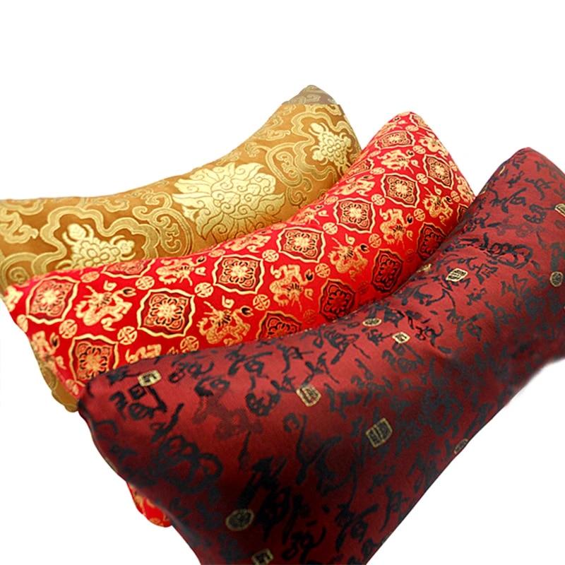 bamboo charcoal bone shaped pillow travel pillow bamboo fiber car neck pillows soft cushion home linens textile travesseiro