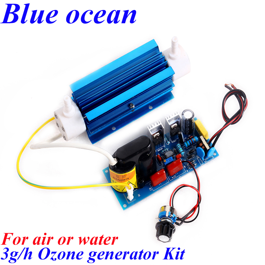 CE FCC 3g/h adjustable ozone generator for water treatment otsoni