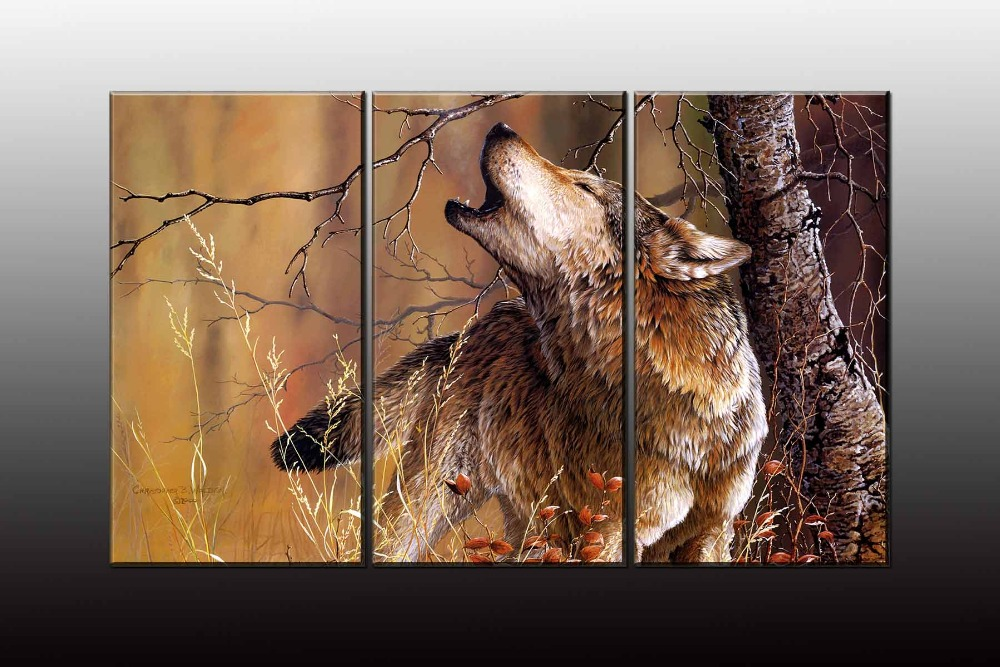 Wolf Wall Art high quality wolf wall art-buy cheap wolf wall art lots from high