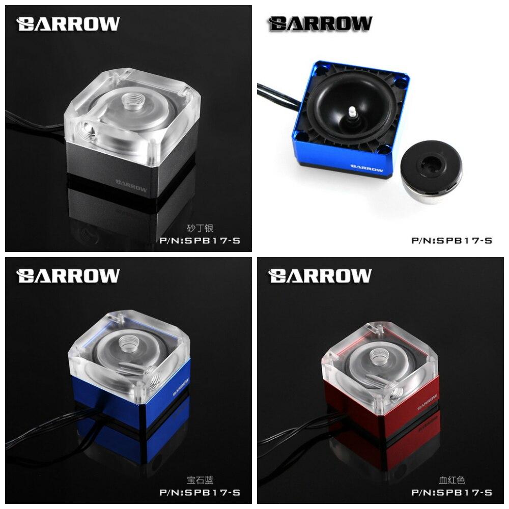 Barrow SPB17 S RGB Water Cooling Circulating Pump 17W 960L