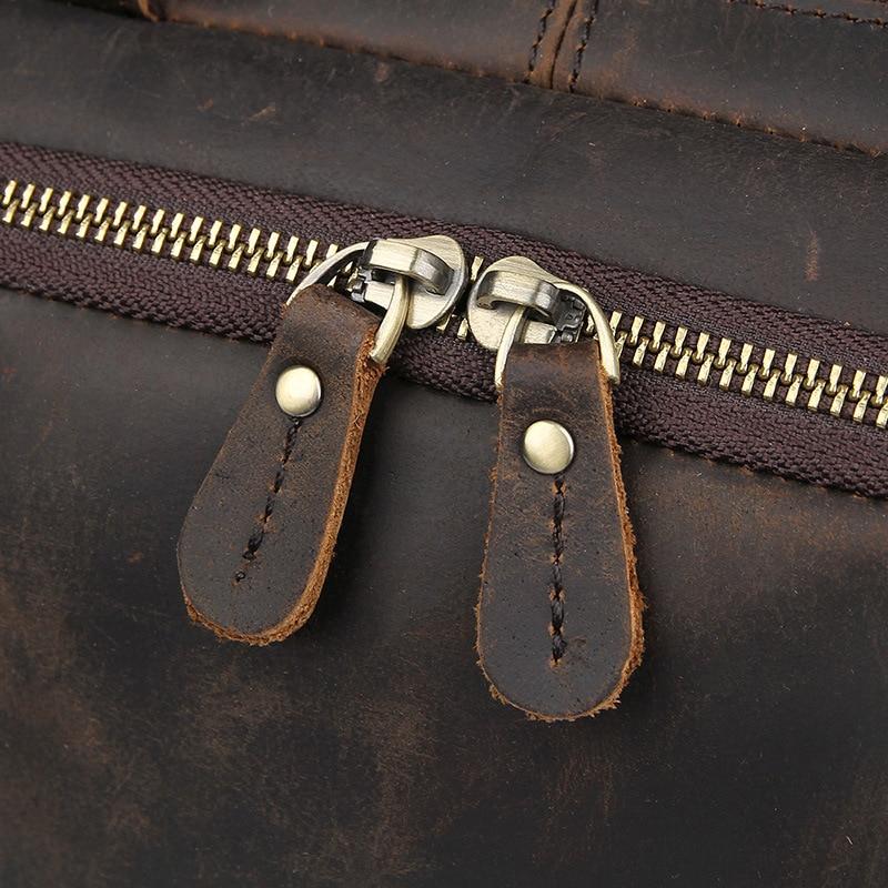 HTB1dVGDQNTpK1RjSZFKq6y2wXXae MAHEU Vintage Leather Mens Briefcase With Pockets Cowhide Bag On Business Suitcase Crazy Horse Leather Laptop Bags 2019 Design