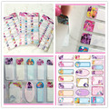 1 lot=3set cartoon My little pony Sticky note wall sticker Note Paper label waterproof Name sticker home decor girls kids gift