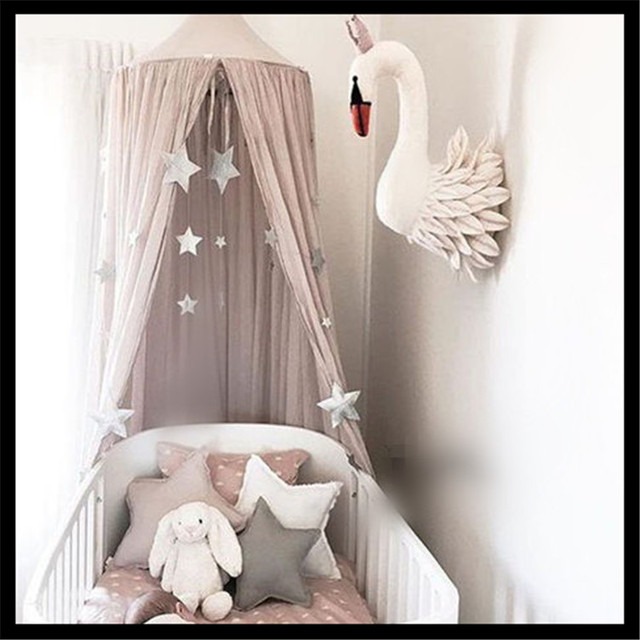 Children Big Top Hanging Kids Play Tent Cotton hemp Teepee White Playhouse for Baby Room Tipi & Children Big Top Hanging Kids Play Tent Cotton hemp Teepee White ...