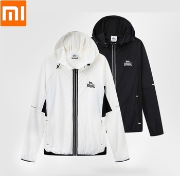 Xiaomi LONSDALE stretch sports jacket Light and breathable Stylish Sweatshirt comfortable Portable Windbreaker for woman man 4XL