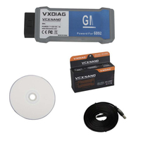 VXDIAG VCX NANO and TIS2 WEB Diagnostic/Programming System for G M for Opel Fast Shipping