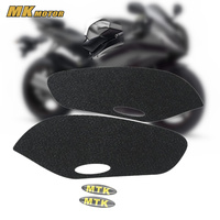 YZF R6 Tank Pad Protector 3M Sticker Decal Gas Knee Grip Traction Pad Side Motorcycle For YAMAHA YZF R6 2008 2015