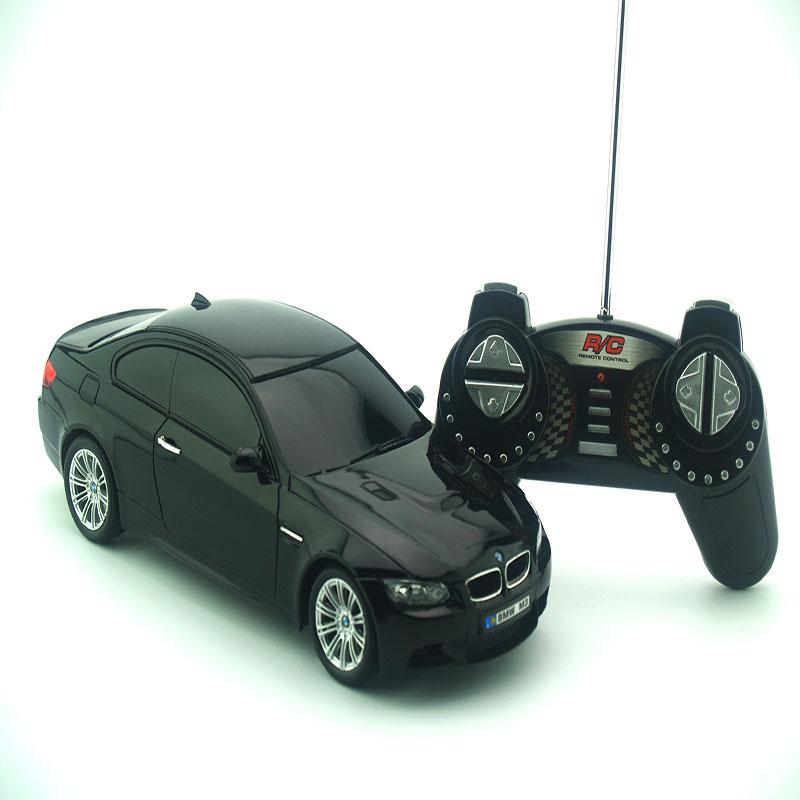 licensed 1 18 rc car model for bmw m3 remote control radio. Black Bedroom Furniture Sets. Home Design Ideas