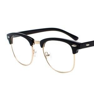 Image 4 - Classic Anti Blauw Licht Computer Brilmontuur Mannen Vrouwen Gaming Lezen Blue Ray Blokkeren Brillen Ultralight Frame Eyewear
