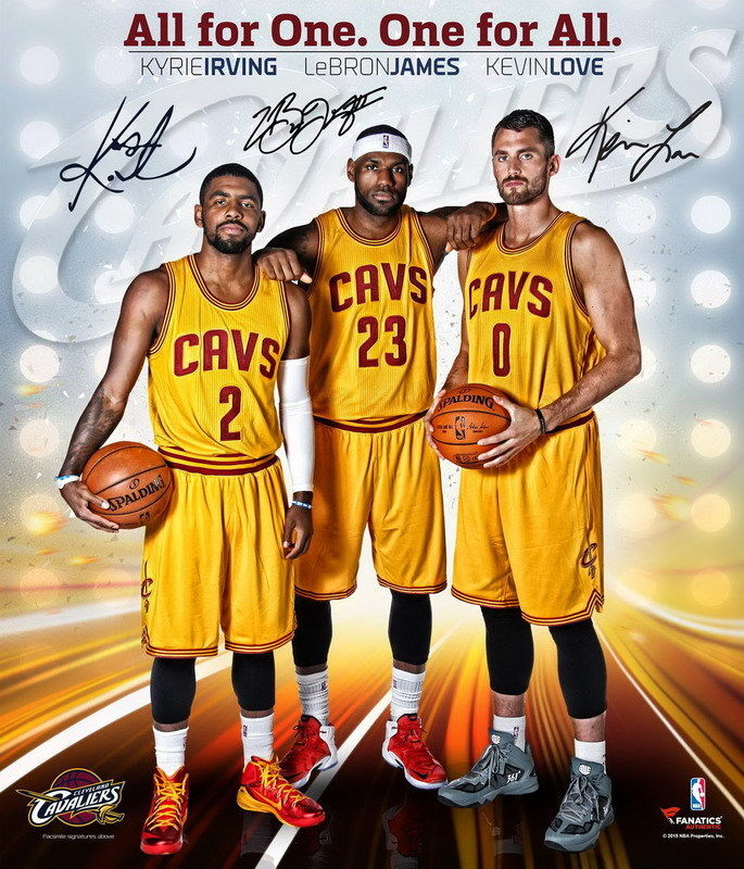 "85 Kyrie Irving - NBA Basketball All Stars MVP Cavaliers 24""x28"" Poster"