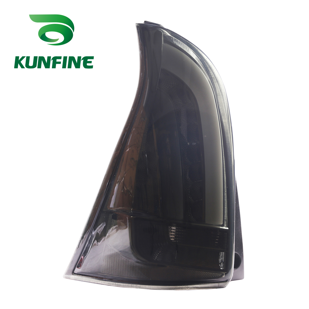 KUNFINE Pair Of Car Tail Light Assembly For TOYOTA AVANZA 2012 2013 2014 2015 Brake Light With Turning Signal Light kunfine pair of car tail light assembly for toyota camry 2012 2013 2014 asian version brake light with turning signal light