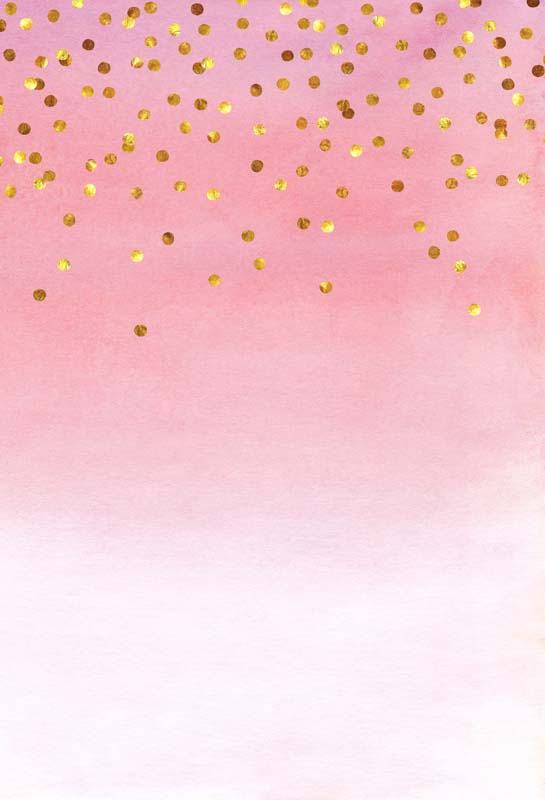 Delightful MEHOFOTO Vinyl Photography Background Light Pink Dream Color Gold Dots  Children Fotografia Backgrounds For Photo Studio G 148 In Background From  Consumer ... Design Ideas