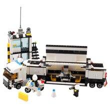 511Pcs Kids Toys City Street Police Station Car Truck Building Blocks Bricks Educational Children Gift Christmas