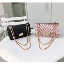 Two Size Box Bag Women Over Shoulder Luxury Bags
