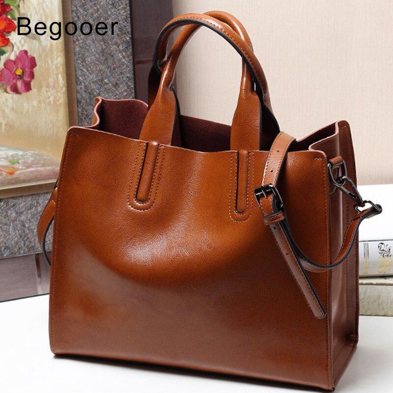 Real Cowhide Women bag Messenger Shoulder Bags Ladies Genuine Leather Bucket Bags Handbag Women Famous Brand Tote Brown Bag