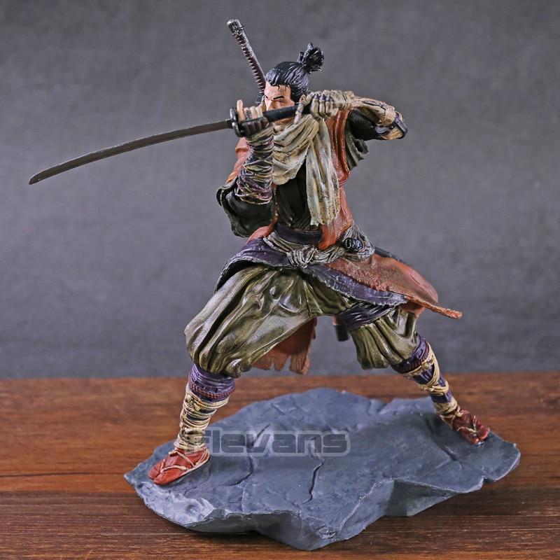 Sekiro Shadows Die Twice Collector/'s Edition Shinobi Figure Statue New No Box