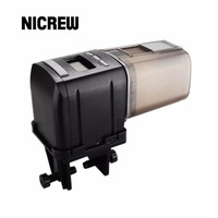 Nicrew Aquarium Automatic fishtank Intelligent Programmable Mini   Auto   Fish Feeder Feeding Aquarium Tank Automatic Food Dispenser