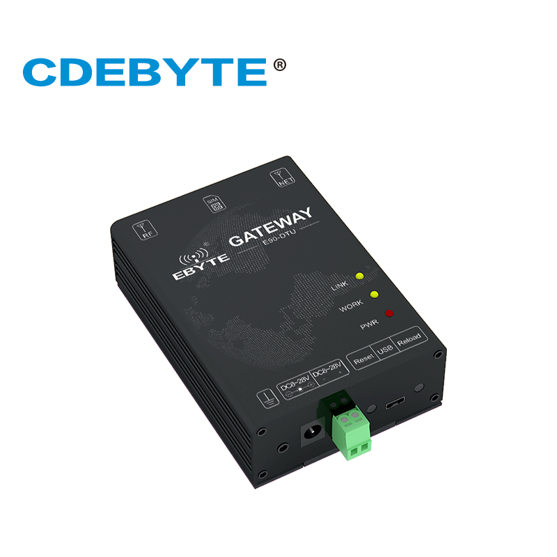 Image 4 - E90 DTU(400SL30 GPRS) 433MHz GPRS 1W LoRa SX1268 USB Interface Wireless Data Transmission Modem Sub G to GPRS Receiver Module-in Fixed Wireless Terminals from Cellphones & Telecommunications