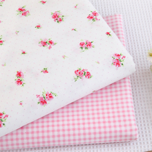 2016 Hot Sale Sewing Quilting Tissue Kids Bedding Textiles Diy 100 Cotton Patchwork Fabric For Baby