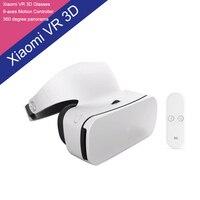 New Original Xiaomi Mi VR Headset 3D Glasses 9 axes Motion Controller FOV103 VR Focus Adjustable for Xiaomi 5 / 5S / 5P / Note