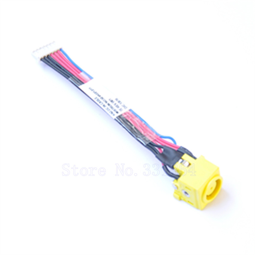 NEW DC POWER JACK SOCKET CABLE CHARGE SOCKET PORT FOR LENOVO IBM THINKPAD T410 T520 T520I T510 T510I W510 T530