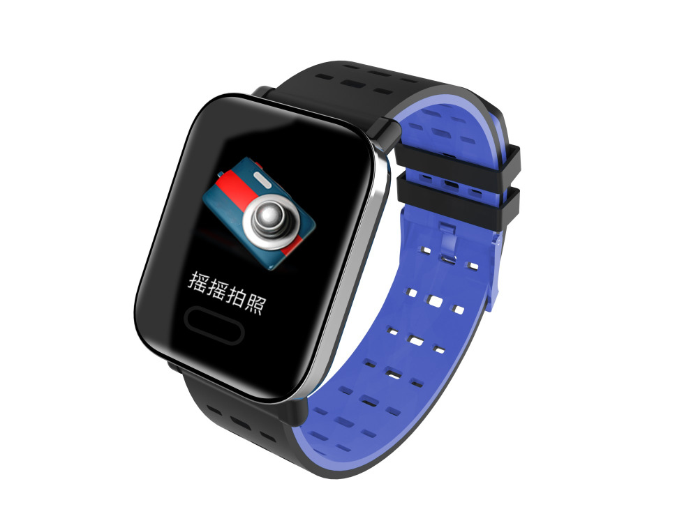 A6 sport Smart Watch Activity fitness tracker blood pressure Monitor smartwatch for for Android IOS Wearable device smartwatches image