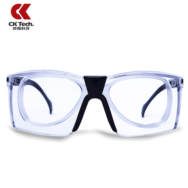 CK Tech Brand New Myopia Special Safety Glasses Chemical Lab Sandproof Protective Airsoft Goggles Gafas Safety Eyeglass 2031