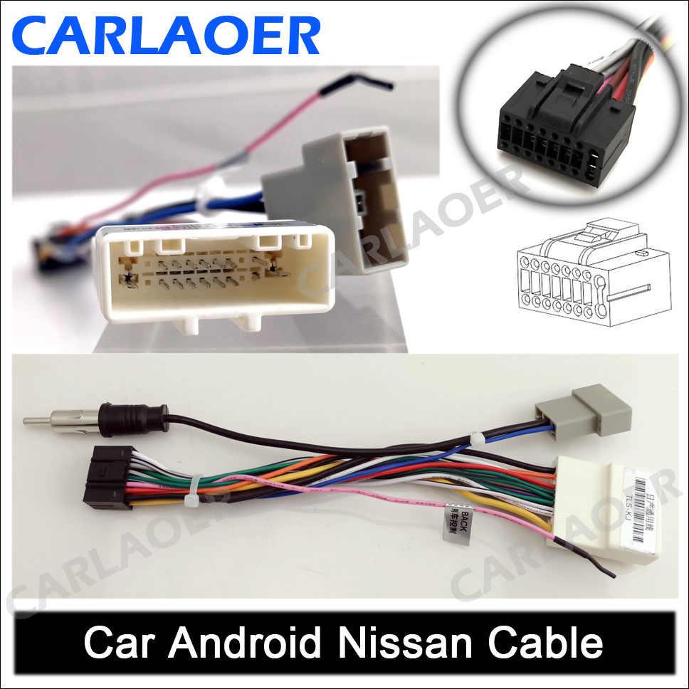 2 din auto Android radio kabel voor Suzuki Buick Volkswagen ISO Hyundai Kia Honda Toyota Nissan Mitsubish ik Ford CRV FIT Outlande