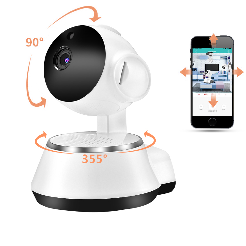 Home Security WiFi Kamera Wireless Smart IP Kamera WI-FI Audio Record Überwachung CCTV Kamera HD Mini Baby Monitor