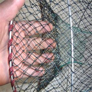 rede de pesca da liga landing de aluminio retratil polo