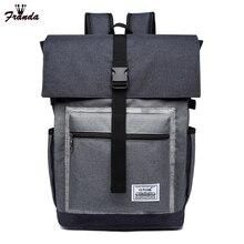 2017 franda Водонепроницаемая брендовая Водонепроницаемая 15.6 дюймовый ноутбук рюкзак мужчины рюкзаки для подростка мальчика летний рюкзак мешок rugzak