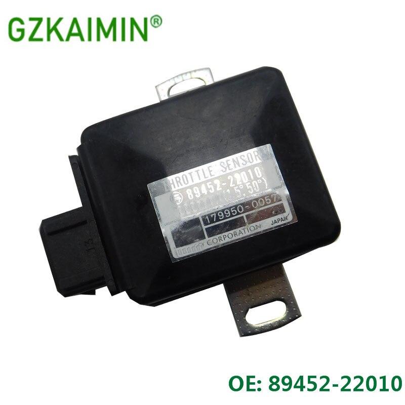 Capteur de Position des gaz d'origine 89452-22010 8945222010 TPS pour toyota 91-92 MR2 pour TOYOTA Celica 83-91