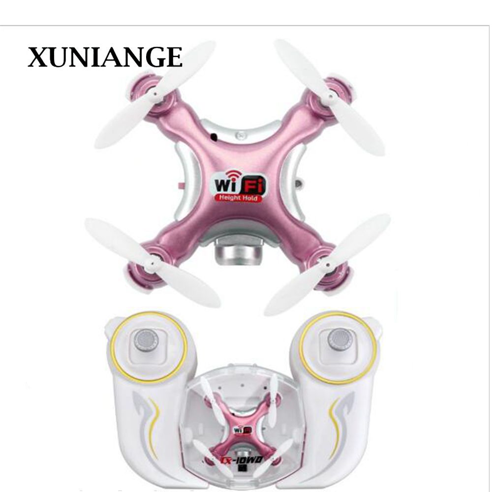 XUNIANG30W Chengxing CX-10WD professional aerial drone HD aerial four-axis aircraft One-button return small droneXUNIANG30W Chengxing CX-10WD professional aerial drone HD aerial four-axis aircraft One-button return small drone