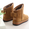 Модные ботинки женщин зимние ботинки 2015 мода sapatos feminino Плоские ботинки женщин Теплые Дамы новый приход снега сапоги женская обувь