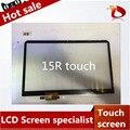 """Высокое качество 15.6 """"Сенсорный Экран Для Dell Inspiron 15R 5521 5528 5535 5537 3521 3535 3537 Рамка Сенсорный дигитайзер"""