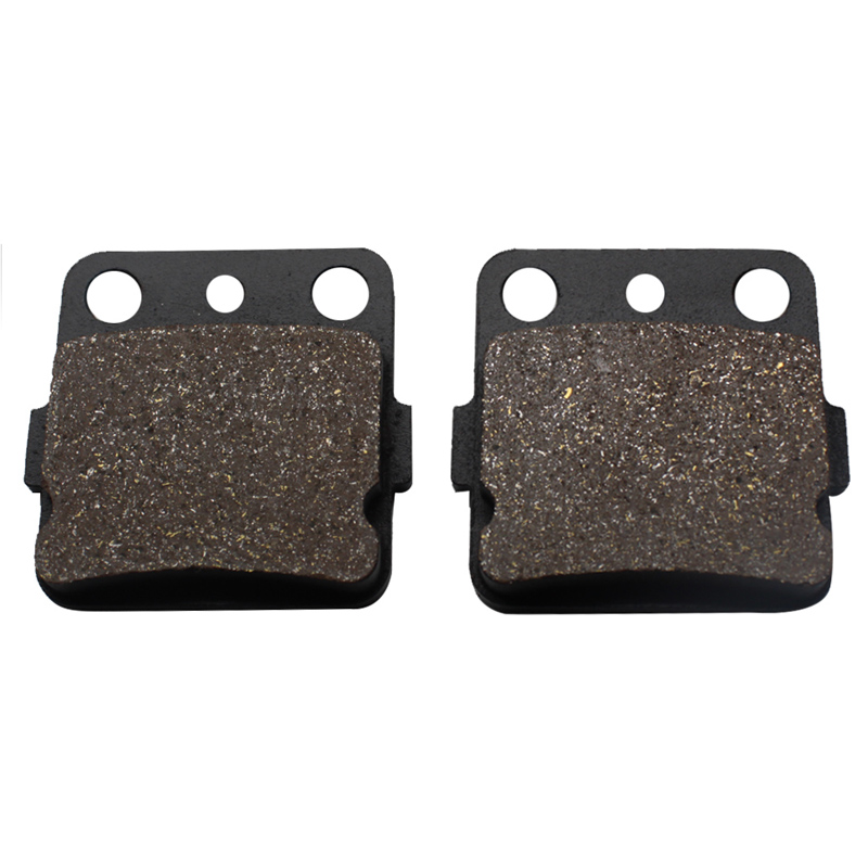 Cyleto Motorcycle Rear Brake Pads for HUSQVARNA CR / WR 125 250 360 1992-1994 TE 350 610 & TC 610 1992 1993 1994