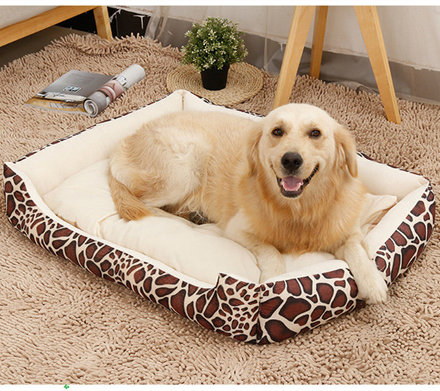 Super Dog Beds For Large House Warm Cat Sleeping Bed Mat Huge Mattress