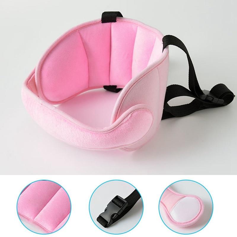 1 Pc Baby Kind Kopf Unterstützung Kinderwagen Buggy Kinderwagen Neck Kissen Auto Sitz Gürtel Schlaf Sicherheit Strap