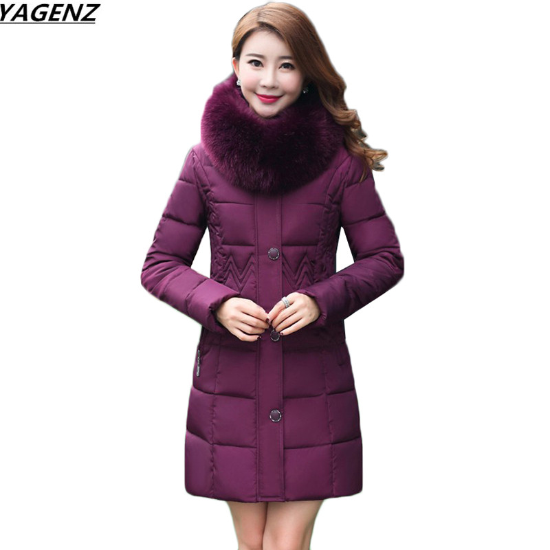 Womens Winter Jackets Coats 2017 High Quality Thick Warm Cotton-padded Hooded Outerwear Women Parkas Plus Size 5XL Winter Coat 2017 winter women long hooded cotton coat plus size padded parkas outerwear thick basic jacket casual warm cotton coats pw1003