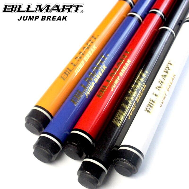 Новое поступление 2019, бильярдный Билл, бильярдный пунш и прыжок, бильярдный кий 136,6 см, 13 мм, китайский красный, синий, оранжевый, черный, белы...