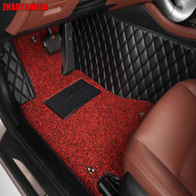 Zhaoyanhua coche para Toyota Mark x reiz Camry RAV4 5D especial resistente Car-styling alfombras alfombra piso liners (2005-)(China)