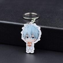 Kuroko's Basketball Keychain 13 Styles Kuroko Key Chains Pendant Hot Sale Custom made Anime Key Ring SS1