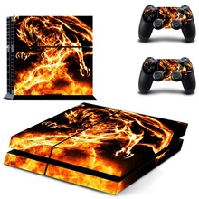 New Design Sticker for PS4 Skin Sticker for PS 4 Remote Wireless Controller Decal