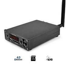 AIYIMA M 98E TDA7498E Bluetooth 4.0 160W + 160W bureau Hifi amplificateur de puissance numérique prise en charge USB SD MP3/ WMA/APE/FLAC/WAV/WAVE