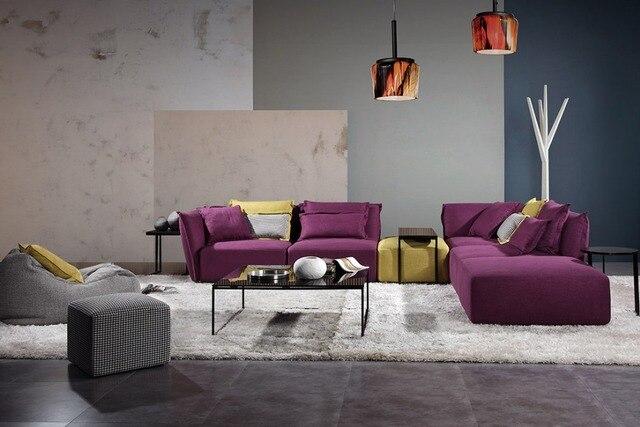 Promozione 100% poliestere arredamento moderno/soggiorno apertura ...