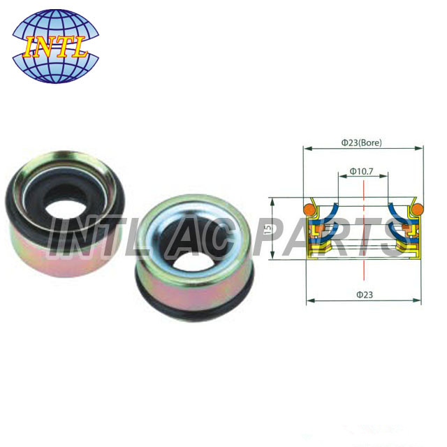 Automotive air conditioning compressor shaft seal for Panasonic compressor car auto ac compressor repair parts